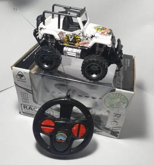 Джип радиоуправляемый Challenger